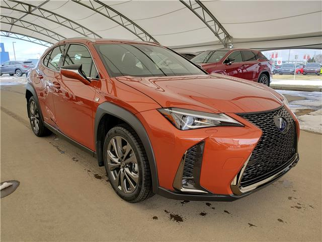 2020 Lexus UX 250h Base (Stk: L20388) in Calgary - Image 1 of 4