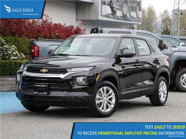 2021 Chevrolet TrailBlazer LS (Stk: 15800A) in Coquitlam - Image 1 of 17
