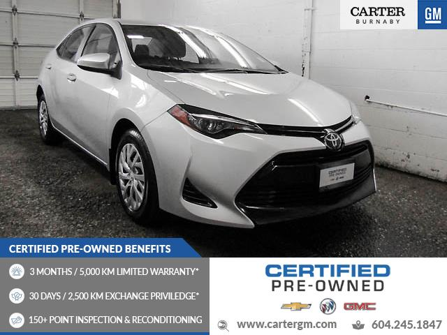2018 Toyota Corolla LE (Stk: T8-22621) in Burnaby - Image 1 of 23