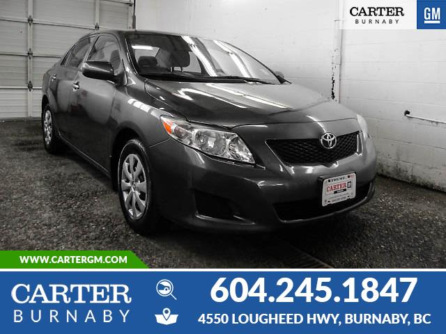 2010 Toyota Corolla CE (Stk: T0-01621) in Burnaby - Image 1 of 21