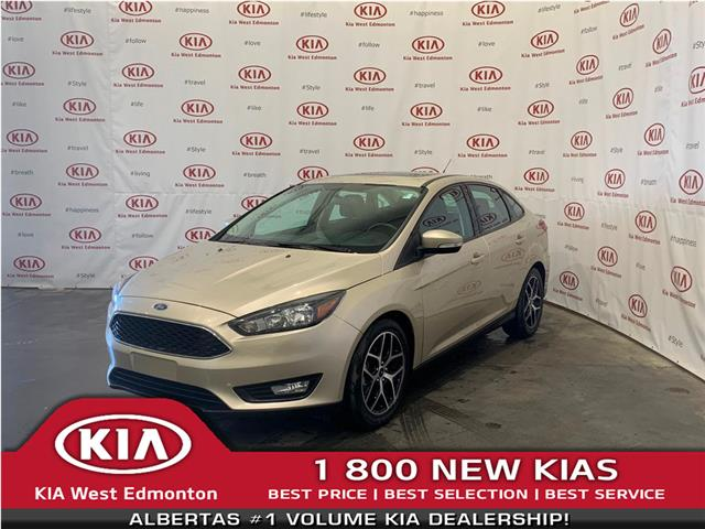 2018 Ford Focus SEL (Stk: 22308A) in Edmonton - Image 1 of 28