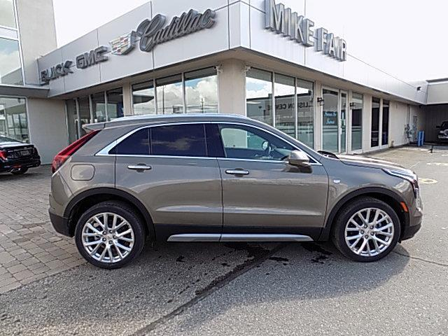2020 Cadillac XT4 Premium Luxury (Stk: 20144) in Smiths Falls - Image 1 of 17