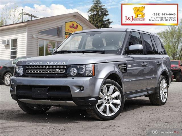 2012 Land Rover Range Rover Sport Supercharged (Stk: J2036) in Brandon - Image 1 of 27