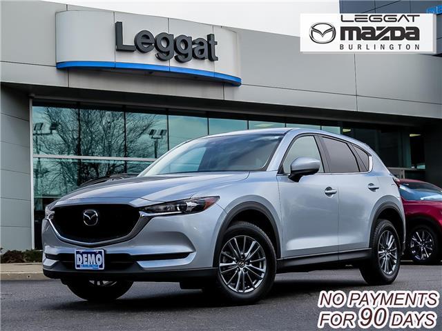 2019 Mazda CX-5 GS (Stk: 198889) in Burlington - Image 1 of 25