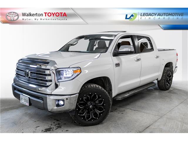 2020 Toyota Tundra Platinum (Stk: 20058) in Walkerton - Image 1 of 17