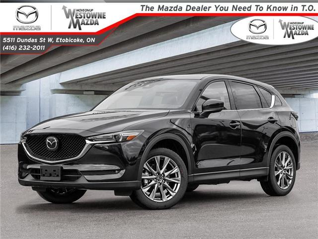 2019 Mazda CX-5 Signature (Stk: 15949) in Etobicoke - Image 1 of 23