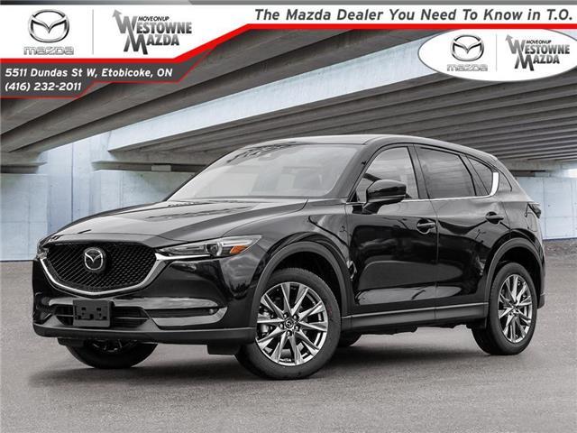 2019 Mazda CX-5 Signature (Stk: 15959) in Etobicoke - Image 1 of 23