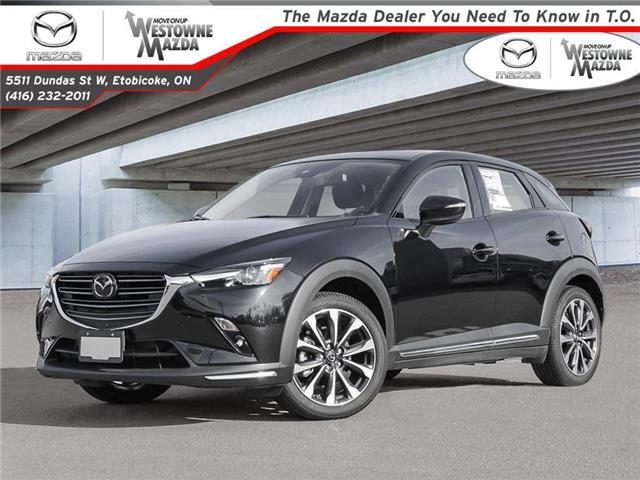 2020 Mazda CX-3 GT (Stk: 16129) in Etobicoke - Image 1 of 11