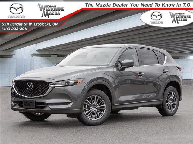 2020 Mazda CX-5 GS (Stk: 16130) in Etobicoke - Image 1 of 23