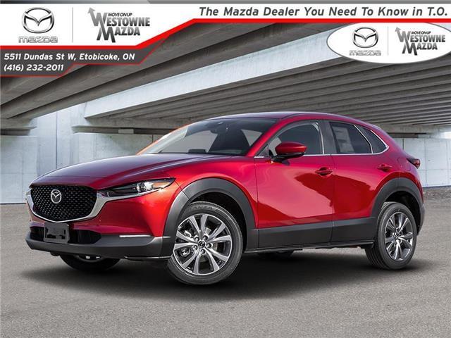 2020 Mazda CX-30 GS (Stk: 16185) in Etobicoke - Image 1 of 23