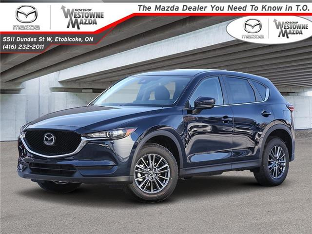 2020 Mazda CX-5 GS (Stk: 16192) in Etobicoke - Image 1 of 23