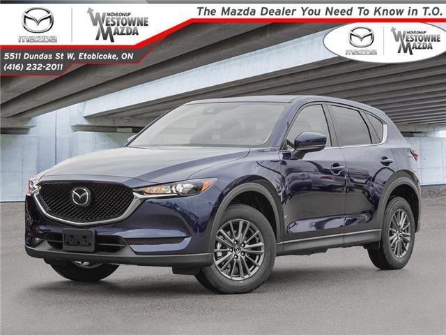 2020 Mazda CX-5 GS (Stk: 16215) in Etobicoke - Image 1 of 23