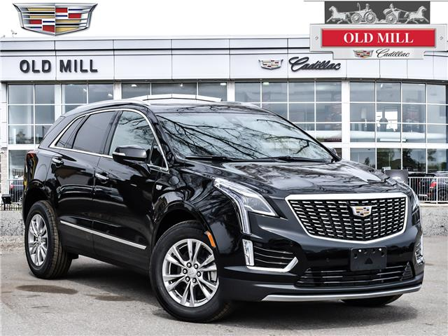 2020 Cadillac XT5 Premium Luxury (Stk: LZ205661) in Toronto - Image 1 of 28