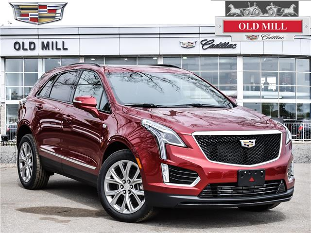 2020 Cadillac XT5 Sport (Stk: LZ196193) in Toronto - Image 1 of 28