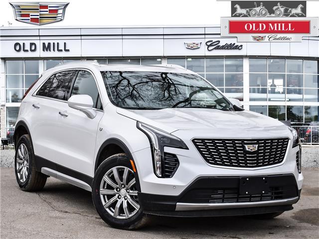 2020 Cadillac XT4 Premium Luxury (Stk: LF112585) in Toronto - Image 1 of 22