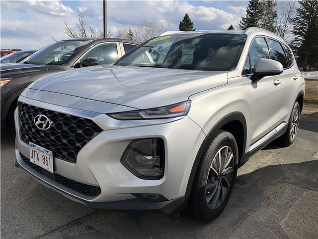 2019 Hyundai Santa Fe Preferred 2.4 (Stk: MM958) in Miramichi - Image 1 of 10