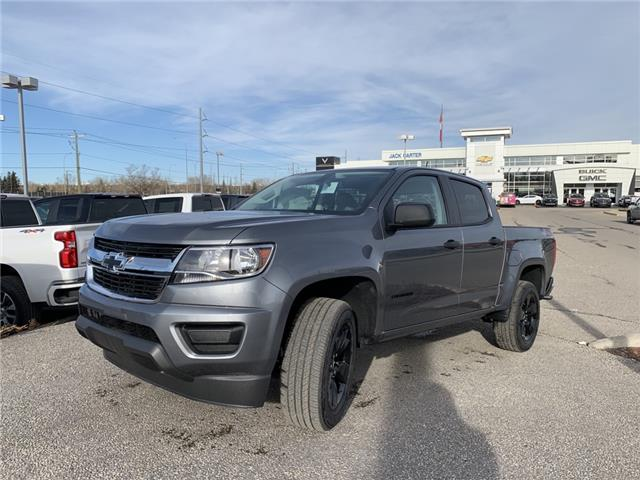 2020 Chevrolet Colorado WT (Stk: L1198729) in Calgary - Image 1 of 25