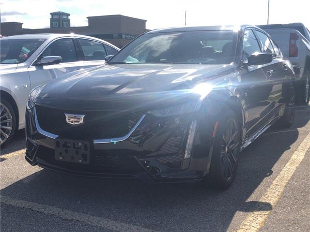 2020 Cadillac CT5 Sport (Stk: 114447) in Milton - Image 1 of 5