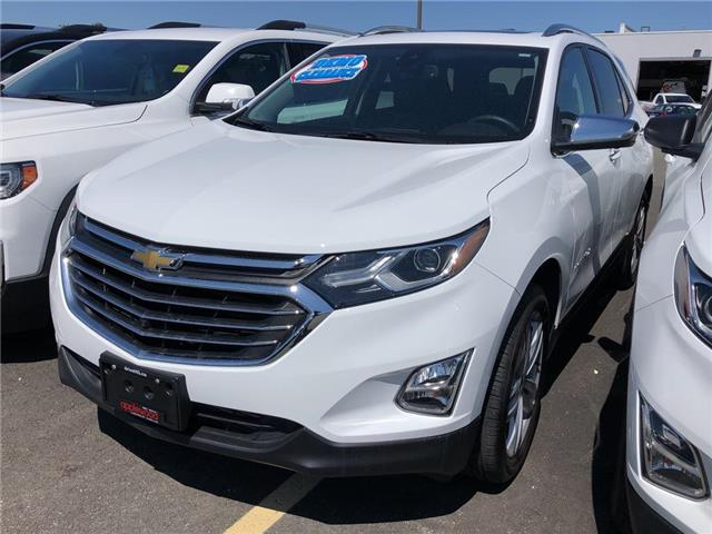 2019 Chevrolet Equinox Premier (Stk: GH19617) in Mississauga - Image 1 of 5