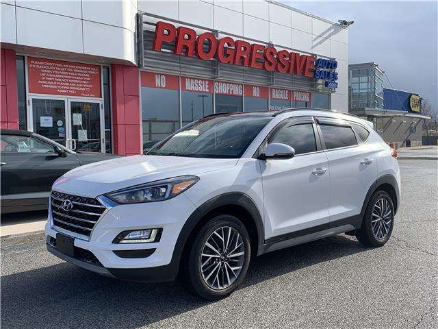 2019 Hyundai Tucson Luxury (Stk: KU908562) in Sarnia - Image 1 of 25