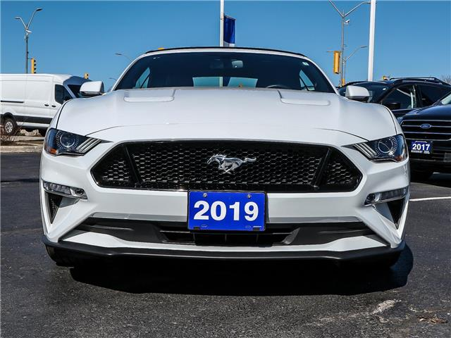2019 Ford Mustang GT Premium 1FATP8FF2K5164154 19-64154-I in Burlington