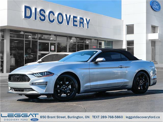 2019 Ford Mustang EcoBoost Premium 1FATP8UH2K5177068 19-77068-I in Burlington