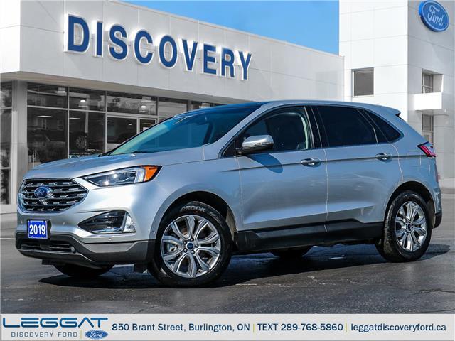 2019 Ford Edge Titanium 2FMPK4K94KBC11954 19-11954-I in Burlington