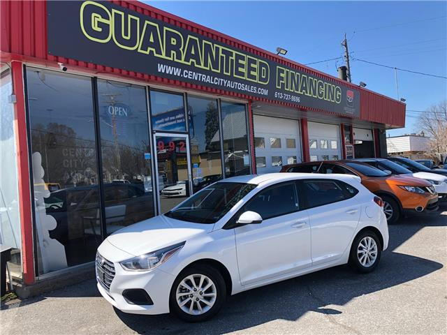 2019 Hyundai Accent ESSENTIAL (Stk: 19581) in Ottawa - Image 1 of 12