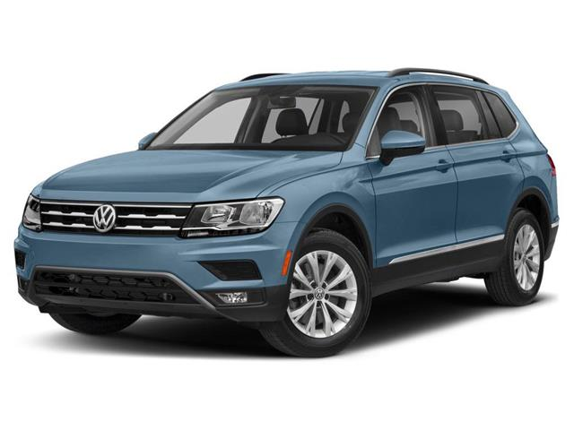 2020 Volkswagen Tiguan IQ Drive (Stk: TI20027) in Sault Ste. Marie - Image 1 of 9