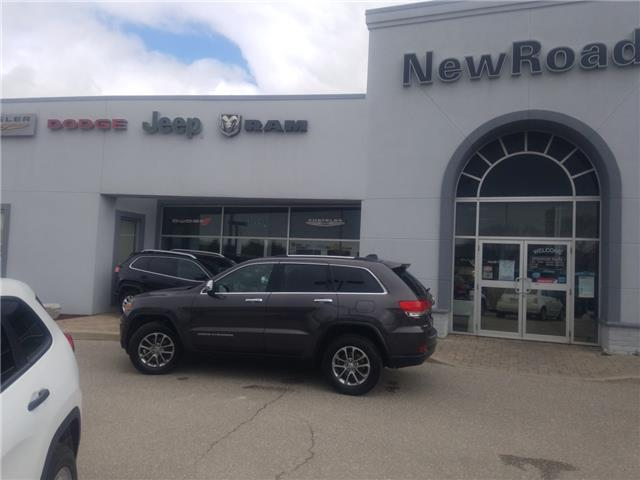 2016 Jeep Grand Cherokee Limited (Stk: 24784T) in Newmarket - Image 1 of 17