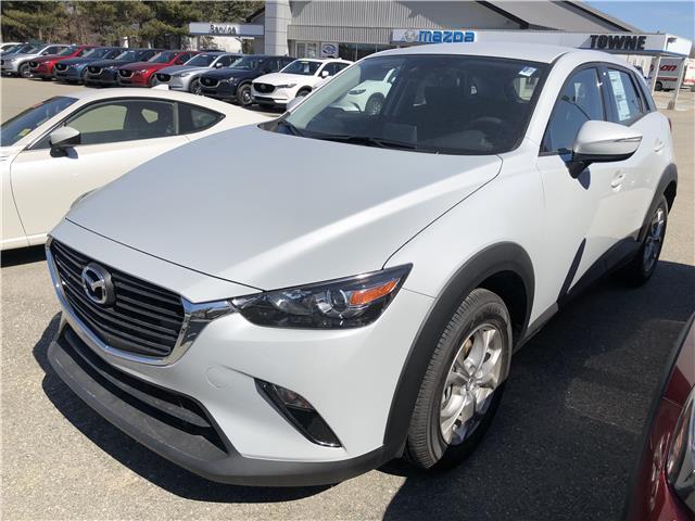 2020 Mazda CX-3 GS (Stk: 20C34) in Miramichi - Image 1 of 10