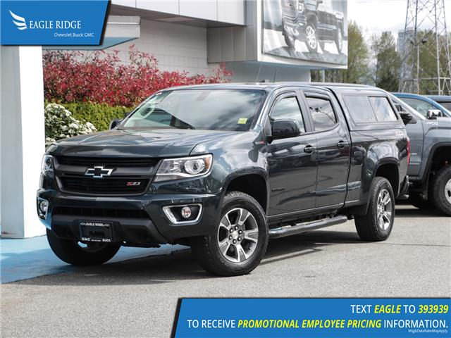 2017 Chevrolet Colorado Z71 (Stk: 170228) in Coquitlam - Image 1 of 15