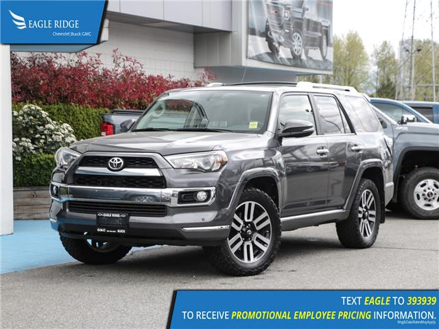 2015 Toyota 4Runner SR5 V6 (Stk: 159933) in Coquitlam - Image 1 of 13