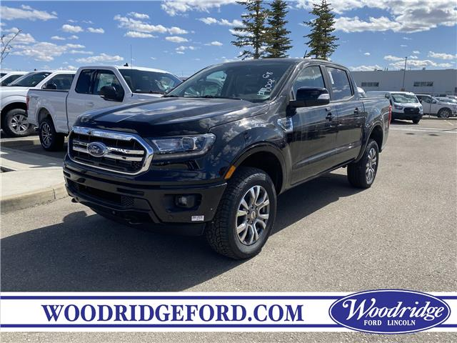 2020 Ford Ranger Lariat (Stk: L-599) in Calgary - Image 1 of 5