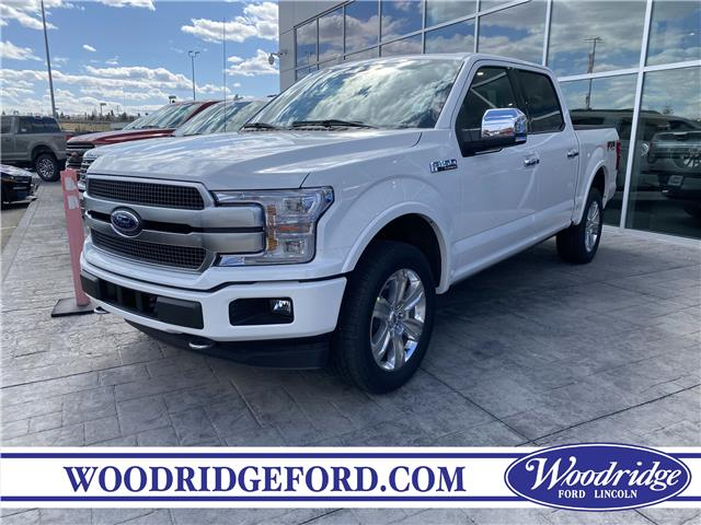 2020 Ford F-150 Platinum (Stk: L-922) in Calgary - Image 1 of 6