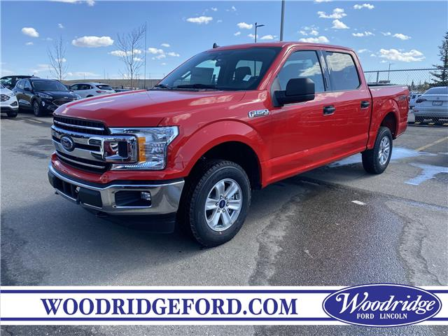 2020 Ford F-150 XLT (Stk: L-935) in Calgary - Image 1 of 5