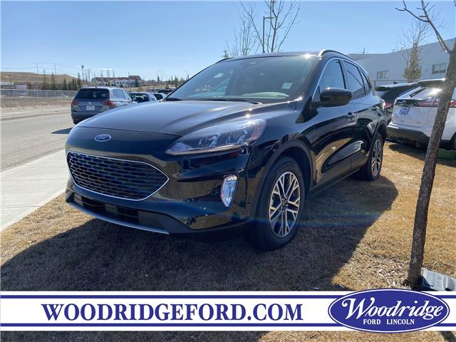 2020 Ford Escape SEL (Stk: L-961) in Calgary - Image 1 of 6