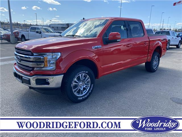 2020 Ford F-150 Lariat (Stk: L-968) in Calgary - Image 1 of 5