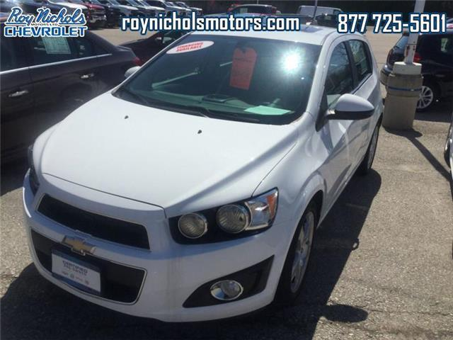 2015 Chevrolet Sonic LT Auto (Stk: P6473) in Courtice - Image 1 of 13