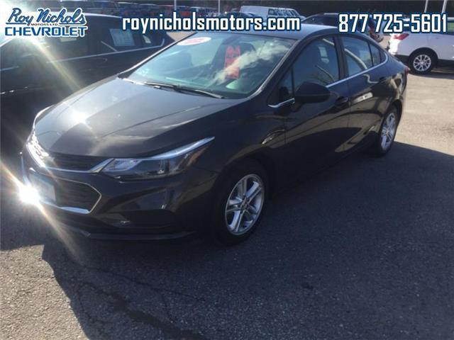 2017 Chevrolet Cruze LT Auto (Stk: P6522) in Courtice - Image 1 of 13