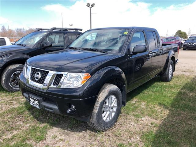 2019 Nissan Frontier SV (Stk: 19401) in Sarnia - Image 1 of 5