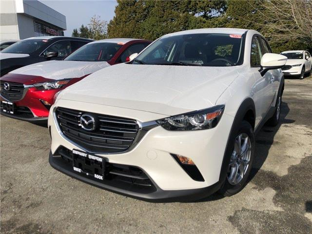 2020 Mazda CX-3 GS (Stk: 466890) in Surrey - Image 1 of 5