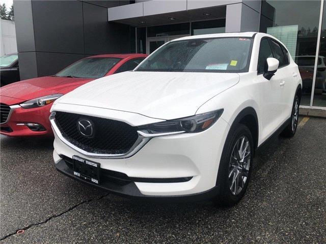 2019 Mazda CX-5 Signature w/Diesel (Stk: 662753) in Surrey - Image 1 of 5