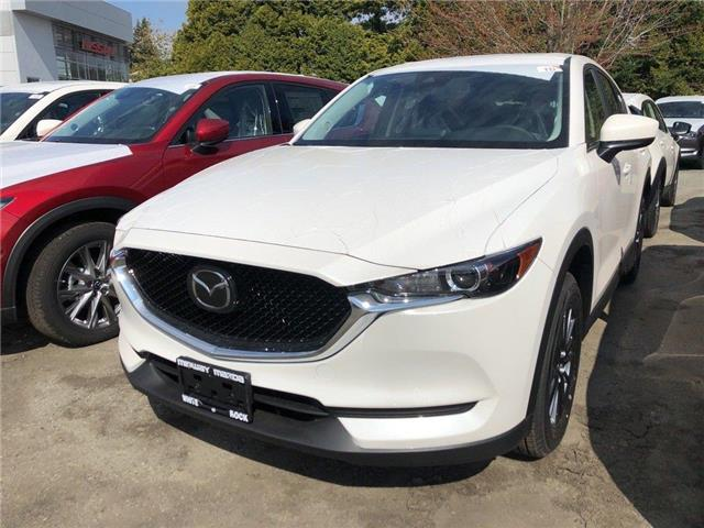 2020 Mazda CX-5 GS (Stk: 777405) in Surrey - Image 1 of 5