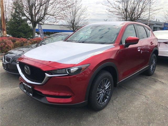2020 Mazda CX-5 GS (Stk: 790834) in Surrey - Image 1 of 5