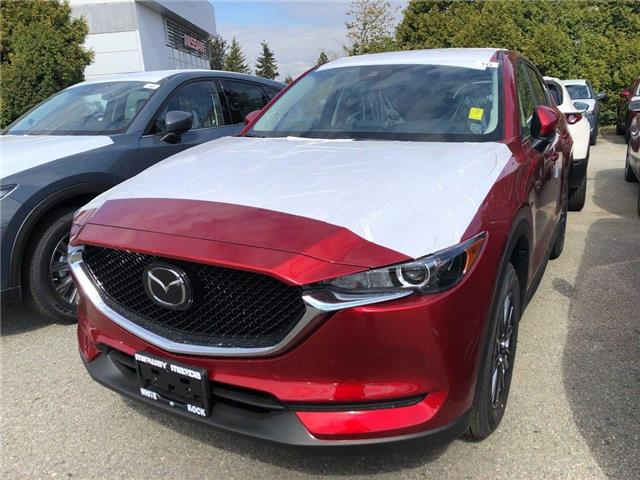 2020 Mazda CX-5 GS (Stk: 804225) in Surrey - Image 1 of 5