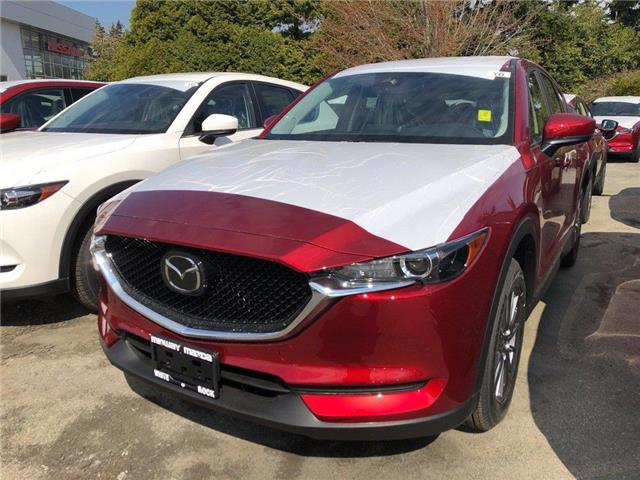 2020 Mazda CX-5 GS (Stk: 787865) in Surrey - Image 1 of 5