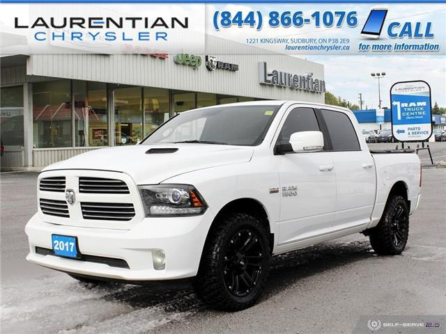 2017 RAM 1500 Sport (Stk: 19889B) in Sudbury - Image 1 of 27