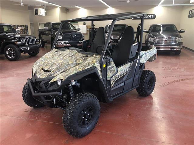 2019 Yamaha Wolverine X2 R-SPEC EPS Real Tree - Edge Camouflag  (Stk: YQ19-80) in Nipawin - Image 1 of 10