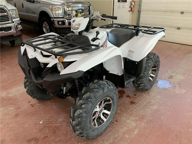2020 Yamaha Grizzly EPS  (Stk: YQ20-35) in Nipawin - Image 1 of 10